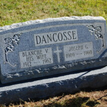 Dancosse Stone Before & After